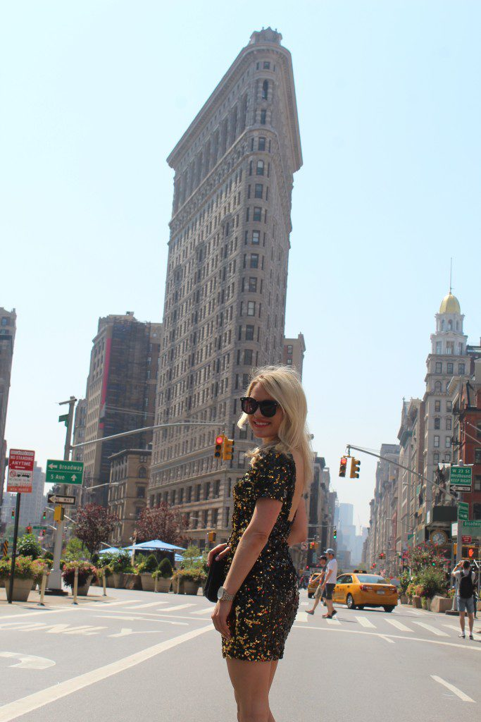 Caitlin Hartley blogger at Styled American About Me Page