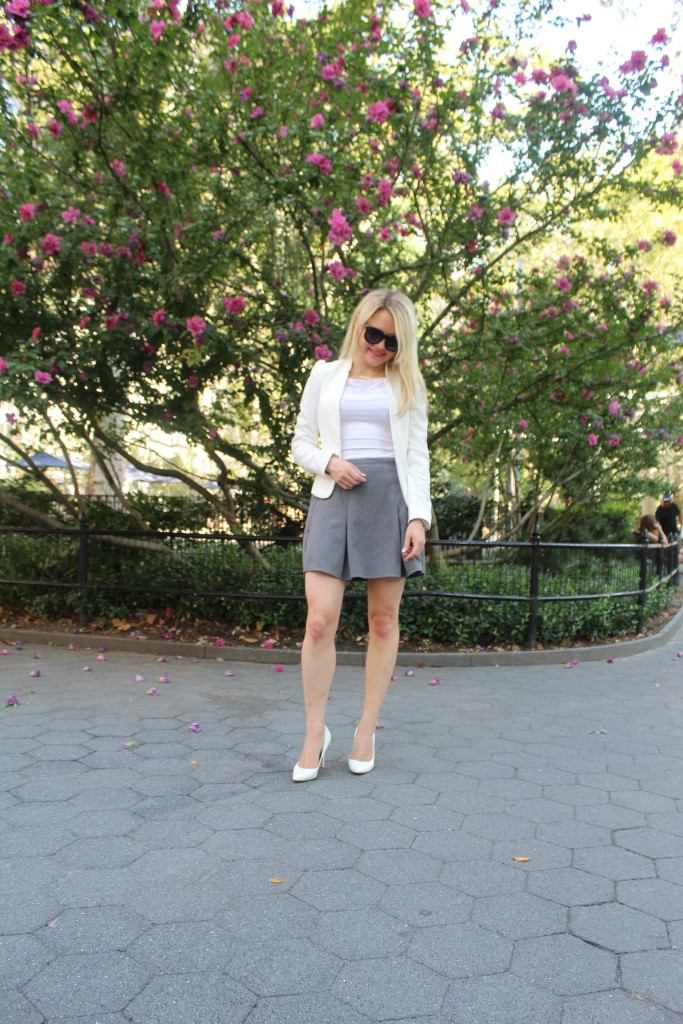 Caitlin Hartley of Styled American, work outfit ideas
