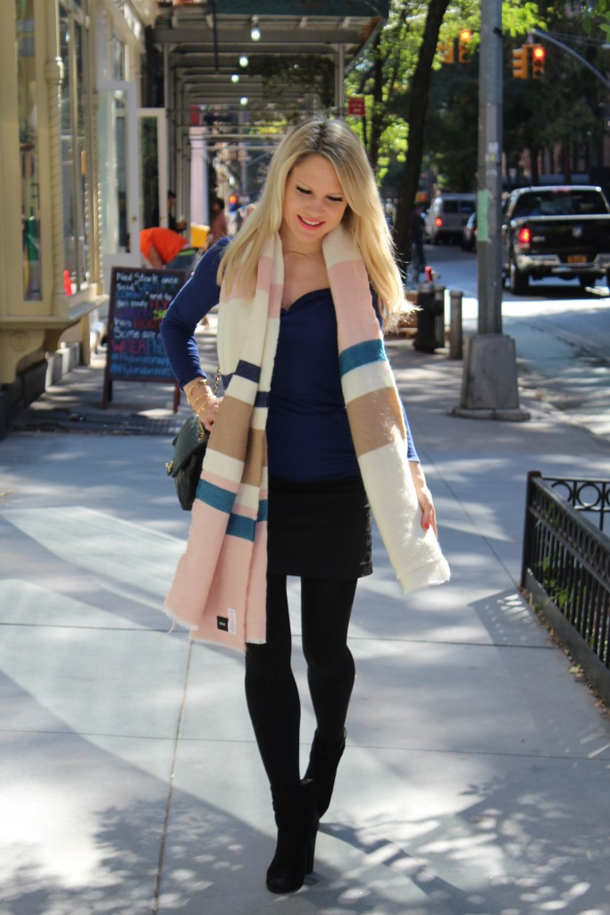 Caitlin Hartley of Styled American style blogger in New York City