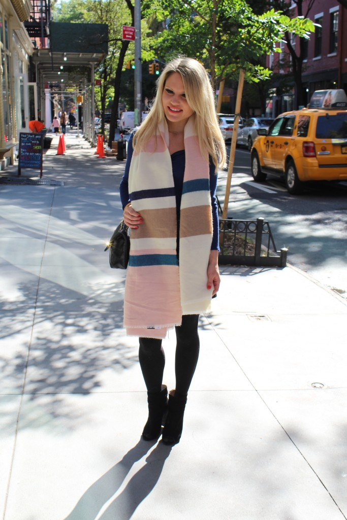 Caitlin Hartley of Styled American NYC street style