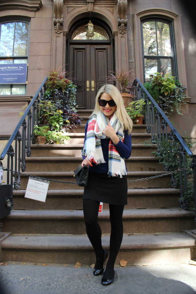 Caitlin Hartley of Styled American carrie bradshaw's apartment