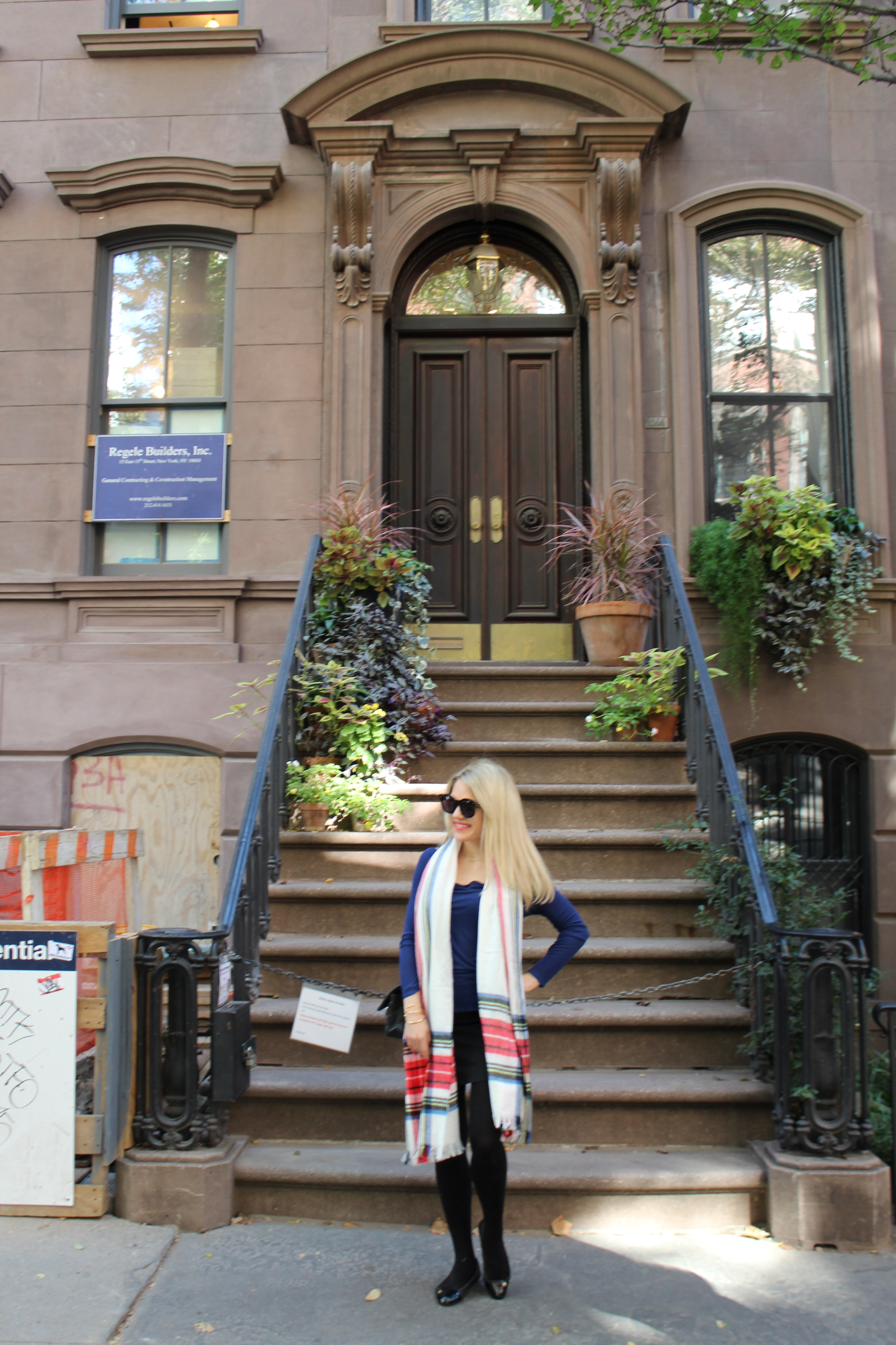 Carrie Bradshaw S Apartment Styled American