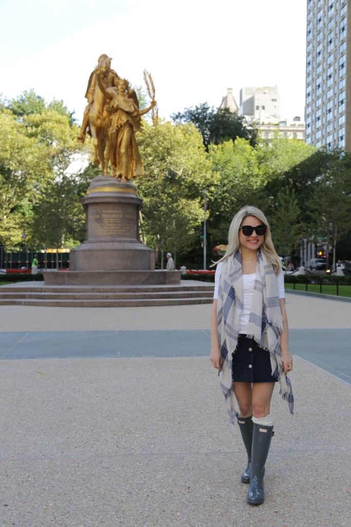 Caitlin Hartley of Styled American nyc fashion blogger