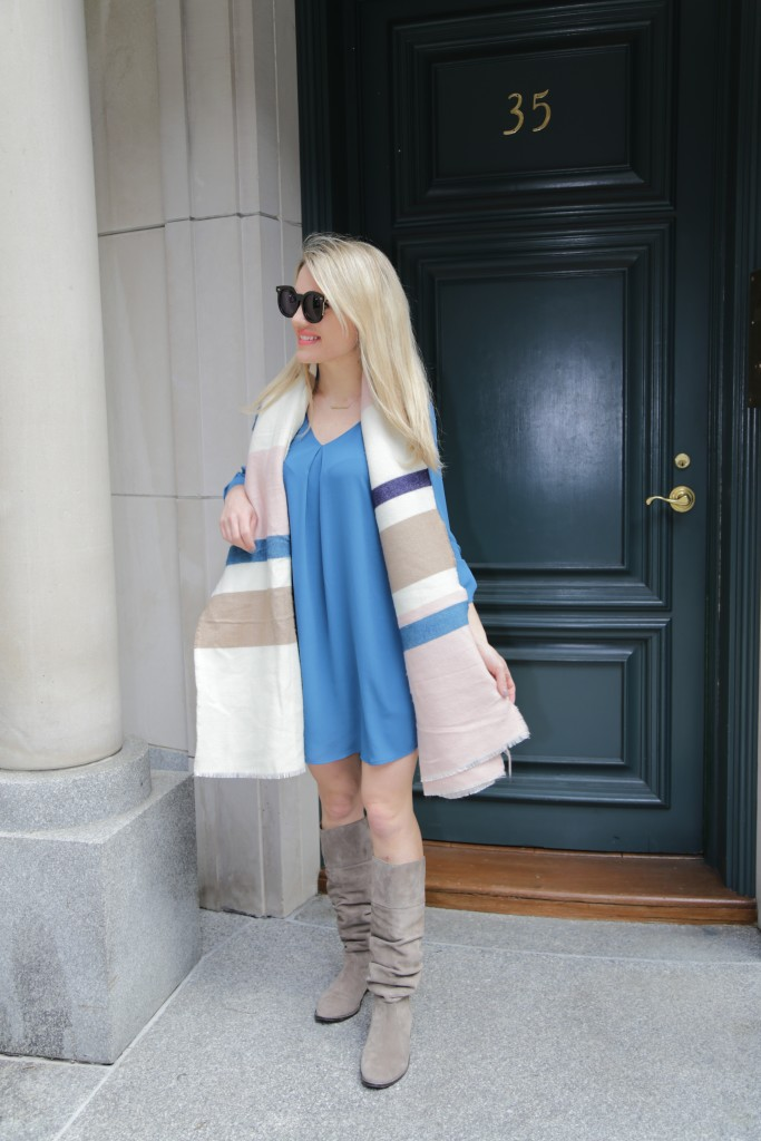 Caitlin Hartley of Styled American, fall style, fall fashion