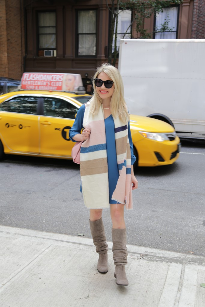 Caitlin Hartley of Styled American, new york street style