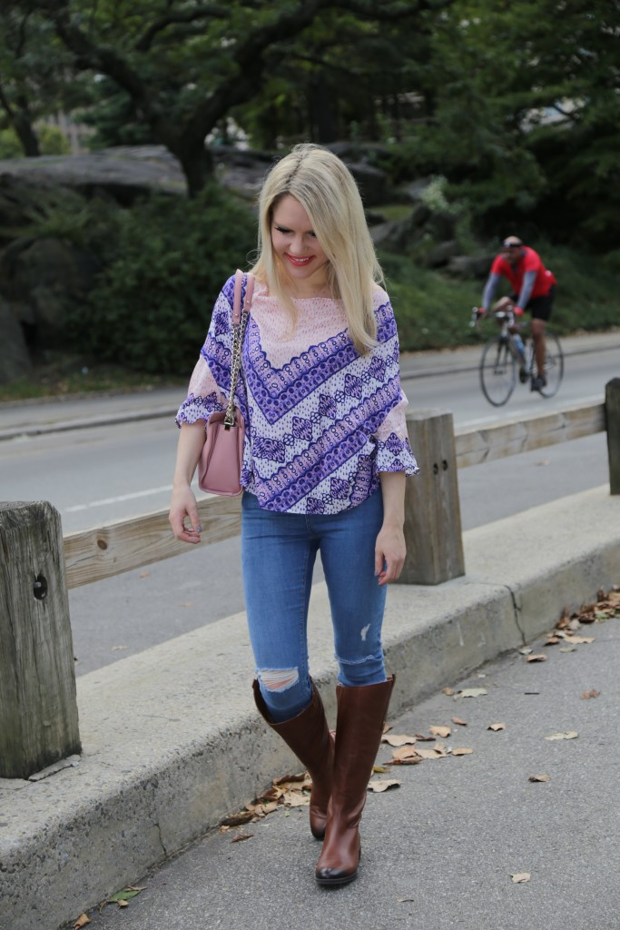 Caitlin Hartley of Styled American, fashion blog, street style