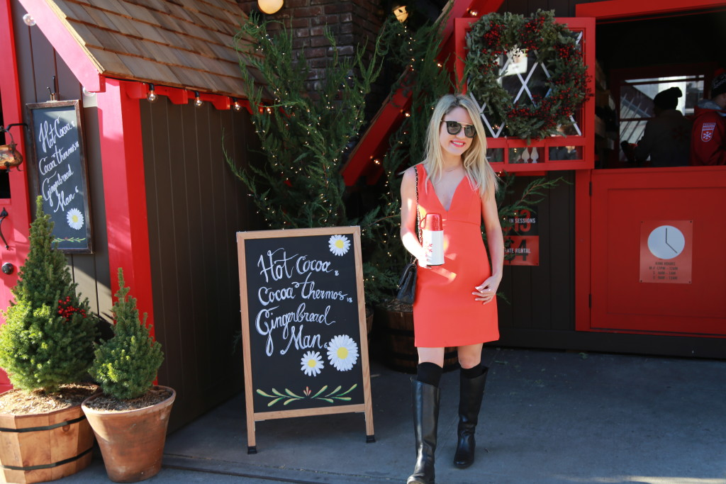Caitlin Hartley of Styled American the standard hot cocoa