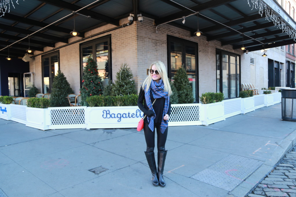 Caitlin Hartley of Styled American NYC Winter street style