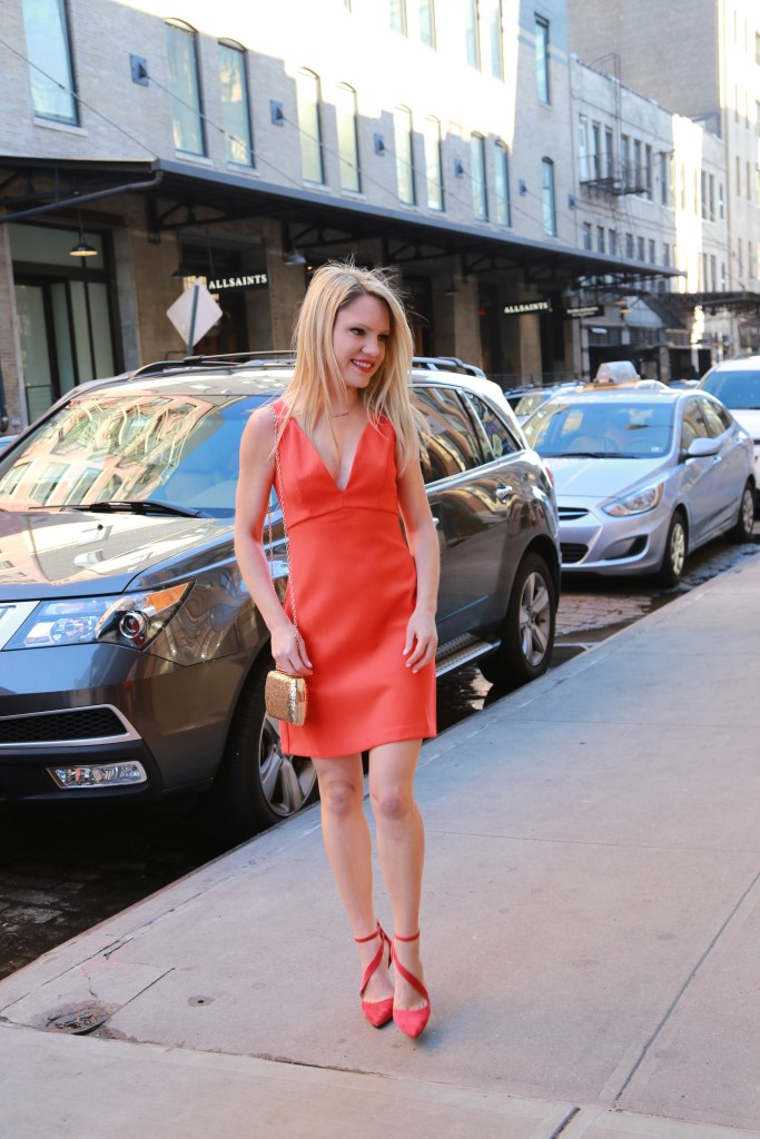 Caitlin Hartley of Styled American valentine's day outfit ideas