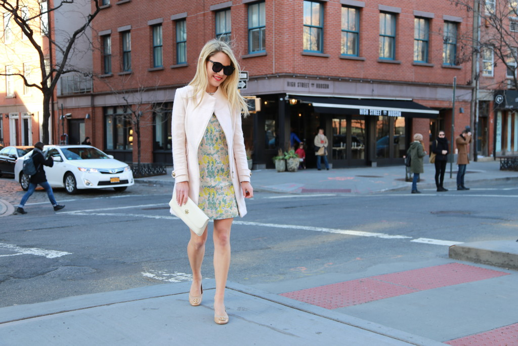 Caitlin Hartley of Styled American Easter fashion