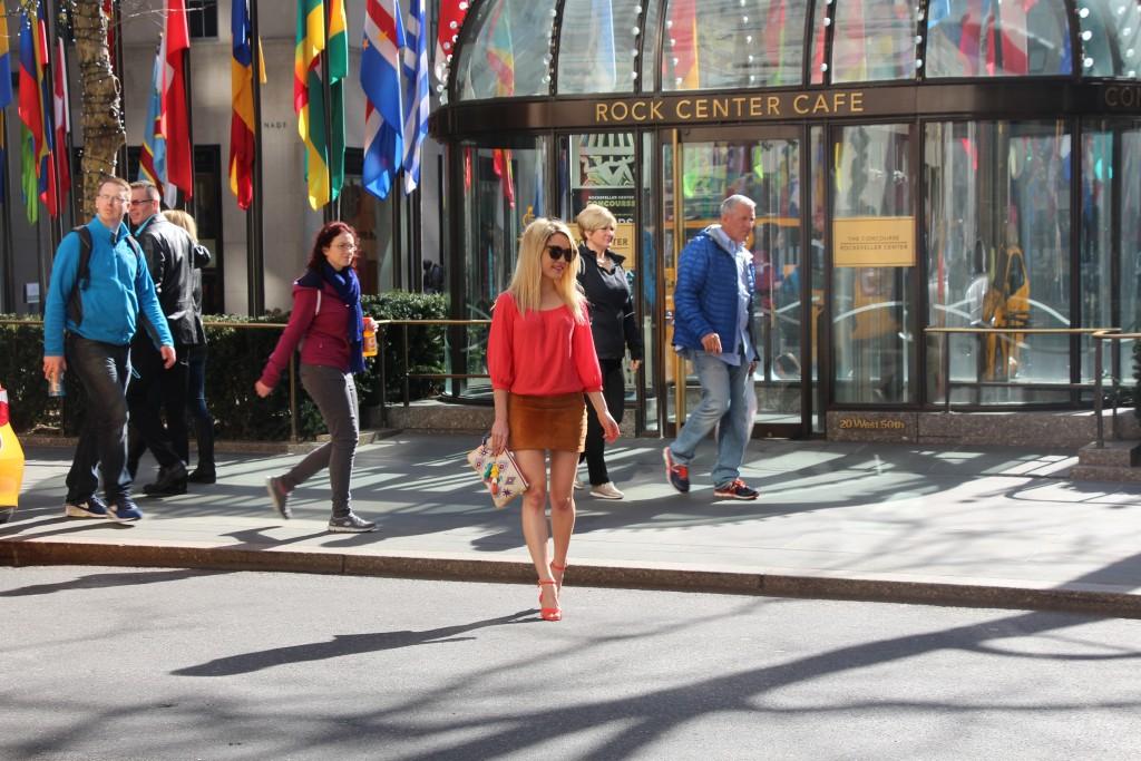rock-center-cafe-orange-top-suede-skirt