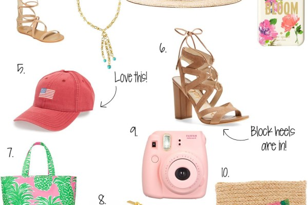 SPRING ESSENTIALS UNDER $100