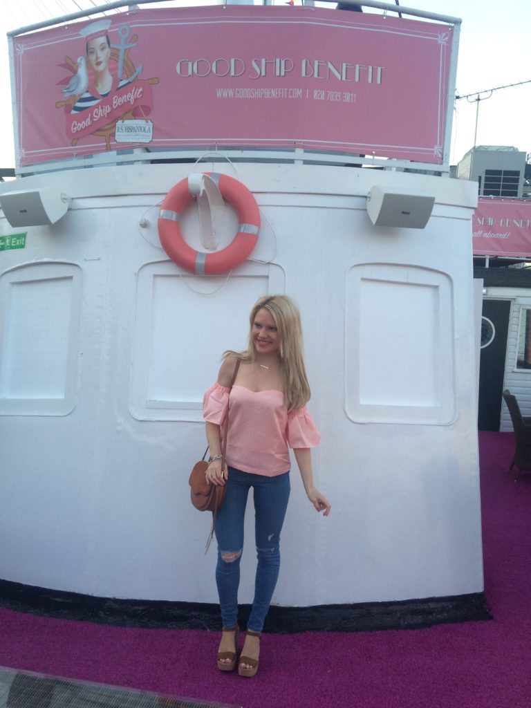 Caitlin-of-Styled-American-on-benefit-boat