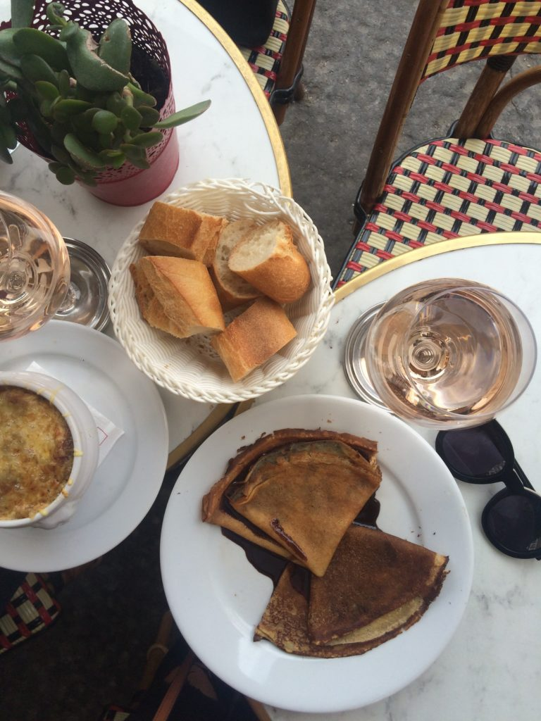 lunch-in-paris-french-onion-soup=chocolate-crepes