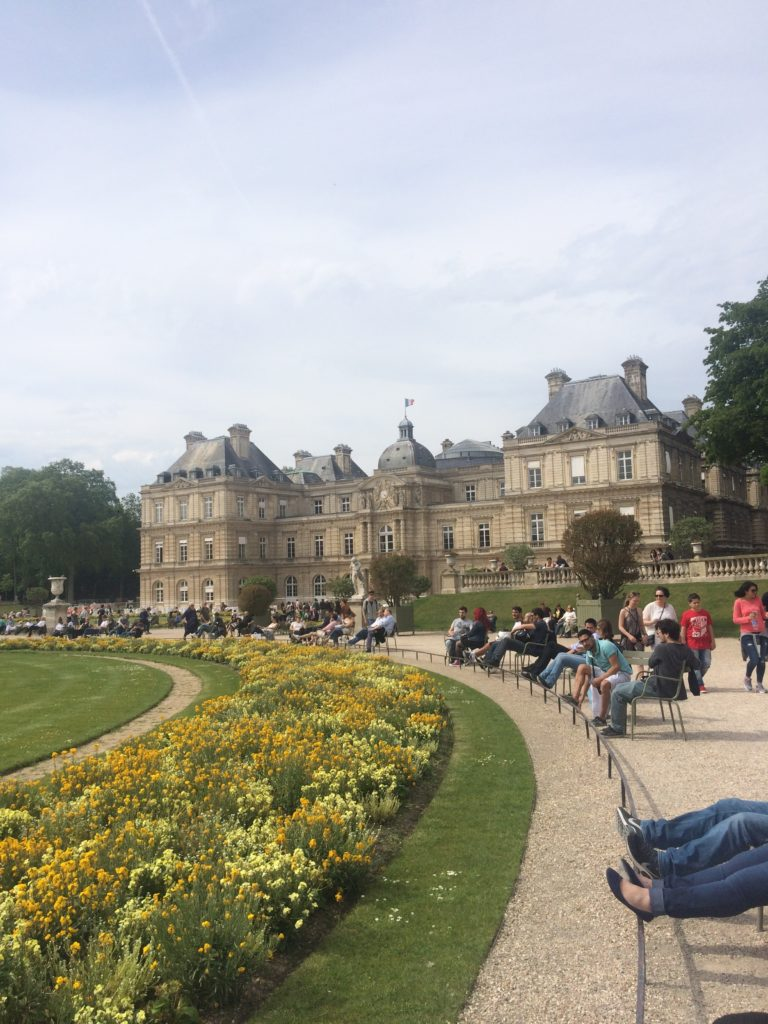 Luxembourg-Palace-paris-france