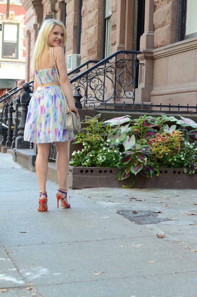 multi-color-halter-dress