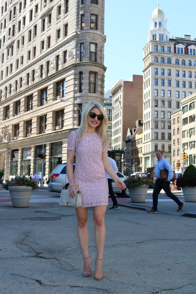 how-to-style-a-lace-dress http://styledamerican.com/purple-lace/