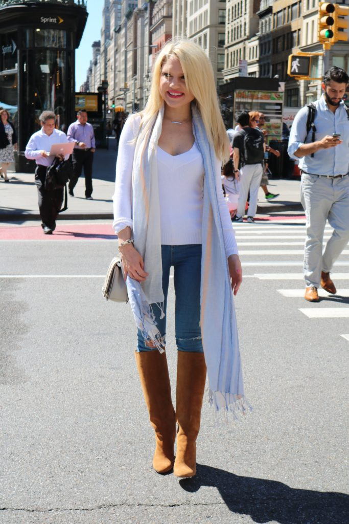 white-blue-neutral-outfit http://styledamerican.com/blue-x-neutrals/