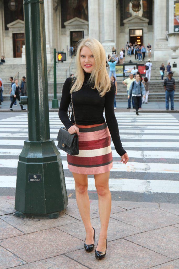 fall-skirt http://styledamerican.com/the-perfect-skirt-for-thanksgiving/