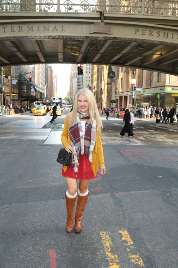 shades-of-fall-outfit http://styledamerican.com/shades-of-fall/