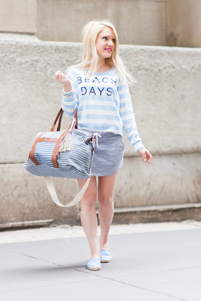 preppy- casual-summer-outfit http://styledamerican.com/favorite-posts-from-2016/