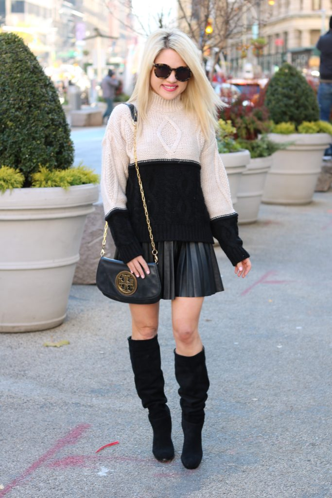 hm-sweater-pleated-skirt http://styledamerican.com/where-to-get-designer-bags-for-less/