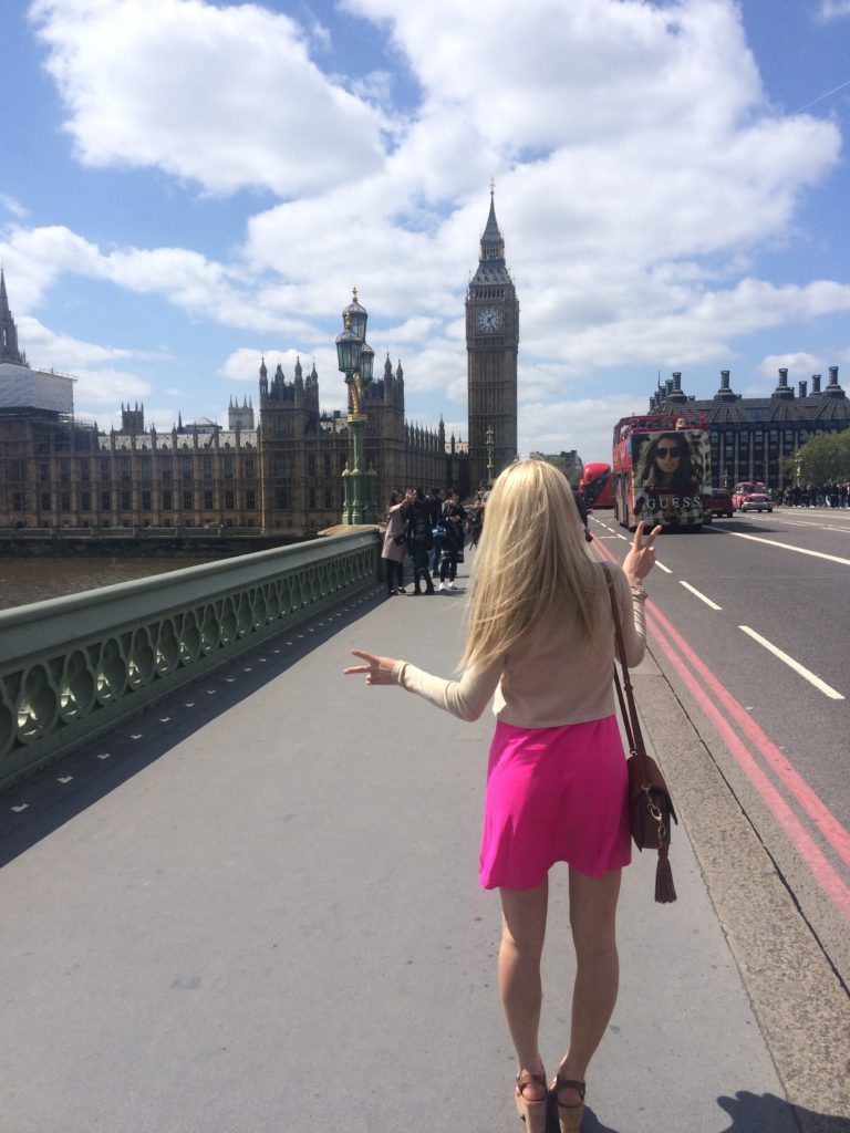 peace-sign-at-London-big-ben http://styledamerican.com/favorite-posts-from-2016/