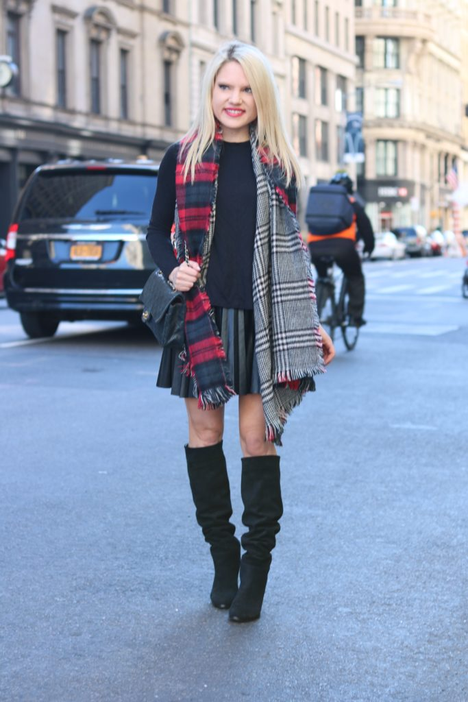 classic-print-plaid-scarf http://styledamerican.com/reversible-scarf/