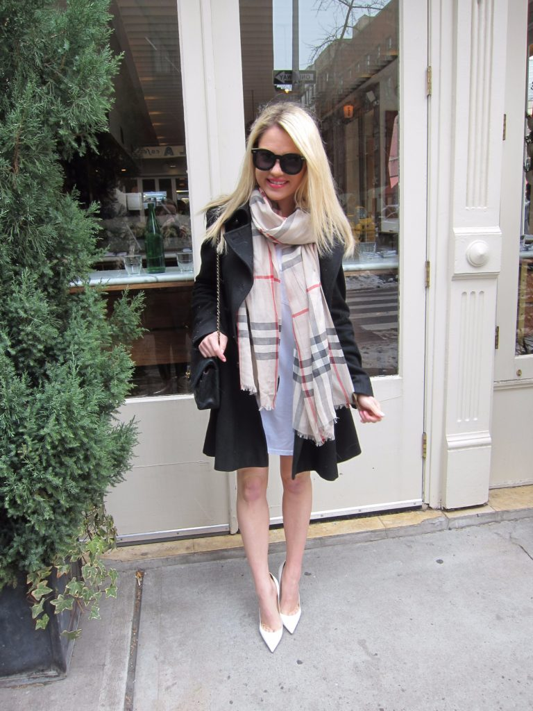 Burberry-scarf-winter-style http://styledamerican.com/winter-neutrals/