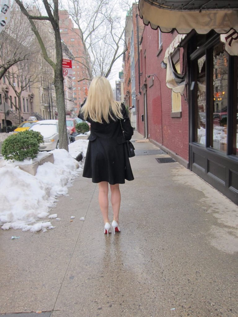 black-coat-christian-louboutin-pumps http://styledamerican.com/winter-neutrals/