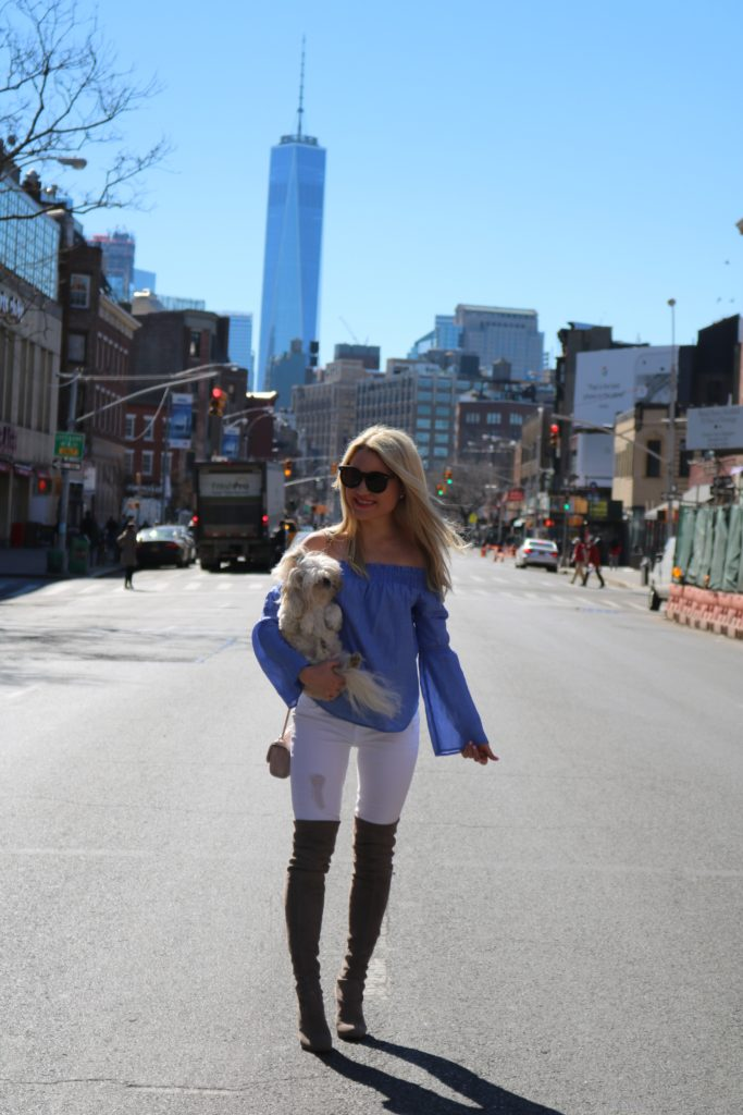7th-ave-world-trade-center-view-fashion-blogger http://styledamerican.com/ellies-story/