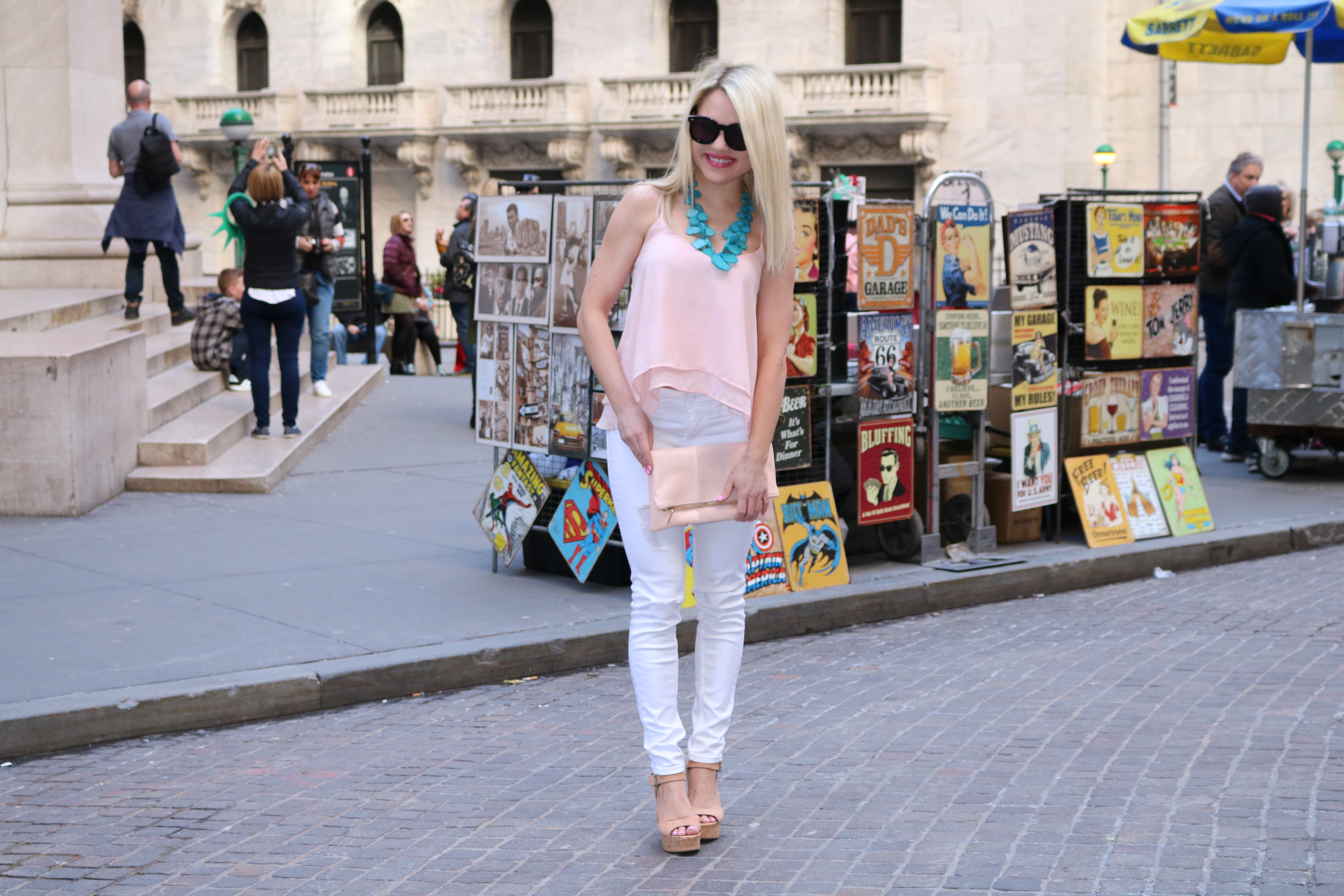 nyc style blogger http://styledamerican.com/summer-outfit-styled-entirely-from-nordstrom/