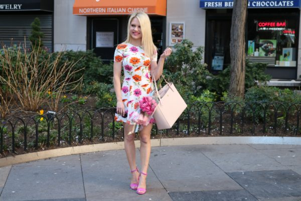 FAVORITE PINK HEELS BY MY FAVORITE SHOE DESIGNER