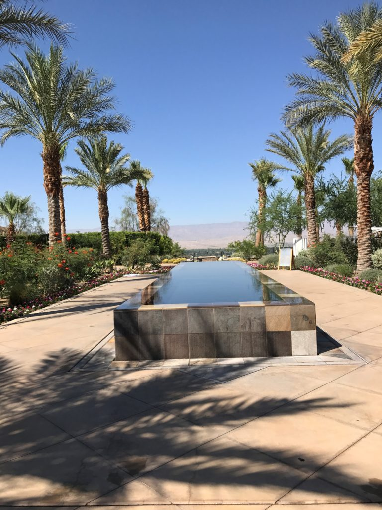 ritz carlton rancho mirage pool