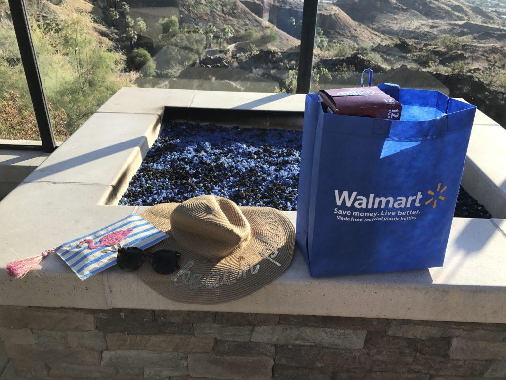 summer essentials on vacation #pickyourpepper #walmart