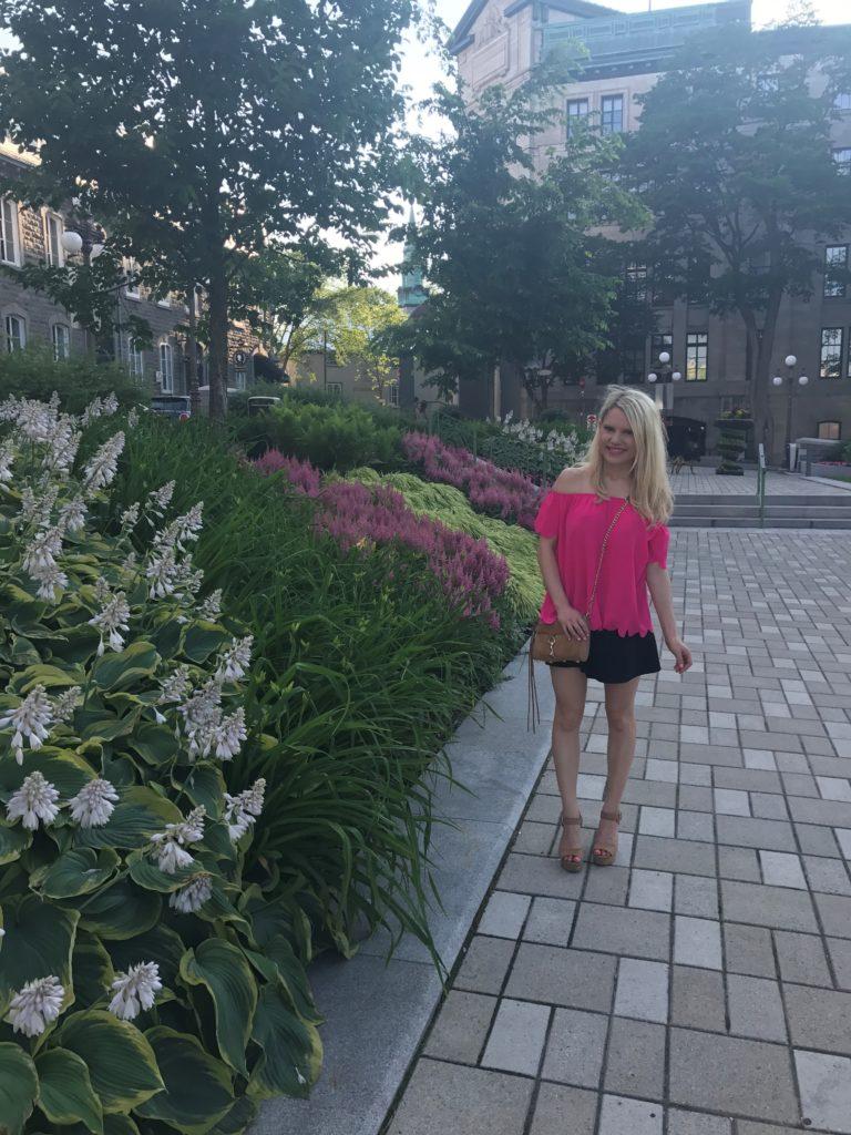 quebec city park