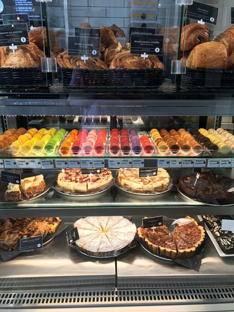 quebec city pastry shop
